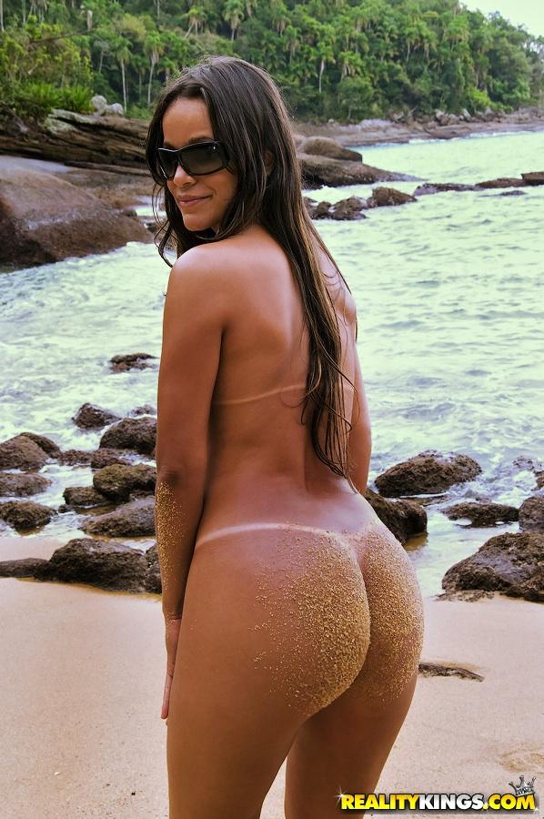 Big Ass Brazilian Granny