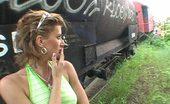 Public Invasion Olivia...funny