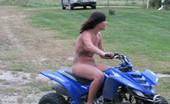 Nebraska Coeds 112410maryjanenakedatvridingaroundfarm iroc096 15pic 112410 maryjane naked atv riding around farm 4