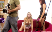 Lexi Belle Chats On Set And Shows Off Her Fave New Toy