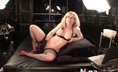 Nina Hartley  Horny With Her Toys And Chatting Online