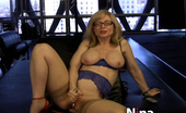 Nina Hartley  Gets Horny While She Chats With Her Fans
