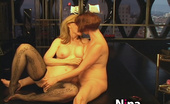 Nina Hartley E-Girl Lavishes Lesbian Attentions On E Girl