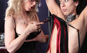 Nina Hartley  96463 Catches Two Women Horny In Her Dungeon