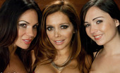 Everything Butt Kinky Anal Play with three sexy girls, fisting, enema, gaping, strap-on.