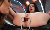 Everything Butt Outrageous Anal Slut, fisting, huge toys, gushing enema!