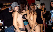 In The VIP jayden Aamzing jayden hits up the club with her girls and ends up fucking in the vip room in these hot pics