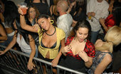 In The VIP julissa This hot vip party gets outta control in these amazing club pics