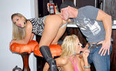 In The VIP breanna Hot breanna fingers her hot box in these hot vip club group sex vids