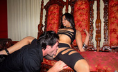 In The VIP andy Check out this hot ass full throttle club fuck fest with girls swapping cocks and licking the dancers