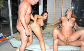 In The VIP crissy 99335 Watch hot fucking crissy get her box fucked hard in these hot after hour club fucking group sex pics