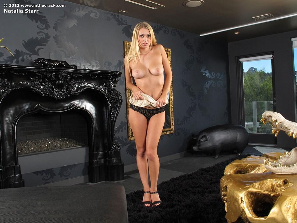 Starr hinter Kulissen Natalia den Ringkampf