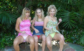 MILF Next Door hellen These 3 milf mammaz are chillin at the zoo and when they get home chillin in eachothers pussys