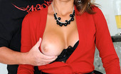 MILF Next Door monica Horny big tis milf monica gets tipsy at the bar then gets her hot body fucked hard in these lounge pics
