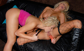 MILF Next Door brook 2 amazing milf babes get together in the audio studio for a new song and end up fucking their hot vixen boxes in these hot reality fuck pics