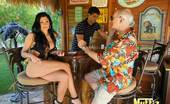 Muffia 101899 Aletta ocean decides to fuck the bartender after her husband dipped on business in these hot anal cumfaced pics