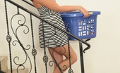 Cherie DeVille Hot Housekeeper Hope TaftLilly Cade Lilly and I came home and caught Hope going thru our laundry while she was suppose to be working. So us being the naughty bitches that we are we teach Hope a lesson,a naughty one of course :)