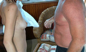 Captain Stabbin katie Brunette amateur gets brutally fucked in the boat