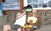 Captain Stabbin simone 102407 12 pics of hot black simone on the boat getting anal