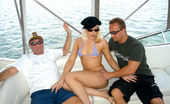 Captain Stabbin olivia Hot babe with great ass pleasing cpt stabbin and his crew