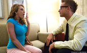 Tonight's Girlfriend Kagney Linn Karter Kagney Linn Karter is a hot busty pornstar at the command of her big cocked client.