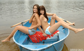 Amour Angels Sofi And Tany RAIN ON CITY-LAKE You will be totally excited and will make your mouth water on seeing these hot pics with sweet teens poses.