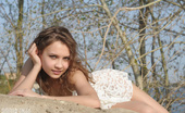 Amour Angels Jessika EXPECTATION Playing with lace dress in hot sunshine on the edge of the sand dune can be relaxing. Just like this collection of pictures.