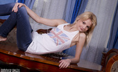 Amour Angels Edita TENDER NATURE This lovely teen girl likes to be honored for her great outlook. She have right, all her being is fully natural and tasty.