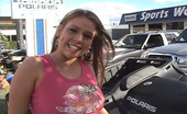 Street Blowjobs nicolle Little blonde latina gives some great head to stranger