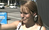 Street Blowjobs angelique 107454 Hot blonde babe gets busted while shes blowin some random in an alley
