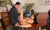 Fuck Or You're Fired Big Tits At Work Aletta Ocean Aletta and James are horny for each other but they try to keep it professional at work. When their b...