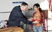 "Undercover Boobs Big Tits At Work Angelina Valentine Angelina, the CEO of the company, decides to go ""undercover"" to know how the inner workings go about..."