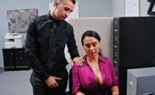 Perverted Boss Big Tits At Work Mariah Milano Mariah is tired of her boss Keiran always looking at her like a sexual slave. Mariah approaches her ...