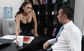 Lee's Interview Big Tits At Work Miko Lee Miko Lee is one strong and confident entrepreneur. When seemingly qualified Keiran Lee walks into th...