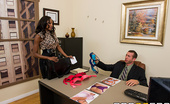 Give Me Your Breast Offer Big Tits At Work Diamond Jackson There's nothing more key to closing a sale than really pushing your product. When you've got outrage...