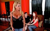 Mommy Got Boobs Taylor Wane Take off My Pageant Panties Taylor is helping her daughter practice for an up-coming beauty contest. Tommy, the daughter's boyfr...