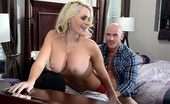 Mommy Got Boobs Alena Croft The MILF And The Manny 109904 All the ladies in the neighborhood are raving about this new manny Johnny Sins. Busty MILF Alena Cro...