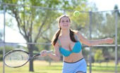 Danielle FTV Plays Some Naked Tennis