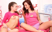 Club Seventeen Tess And Anita Snow playing teen sweeties return home for hot lesbian sex