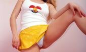 Club Seventeen Agneta Horny teen sweetie with amazing boobs likes masturbating