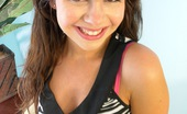 Club Seventeen Cathy A very beautiful teenage sweetheart masturbates on ehr bed
