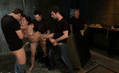 Bound Gangbangs 118782 Elise Graves finds herself locked in a basement and used as a sex toy by random men.