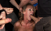 Bound Gangbangs Hot young studs take down their friend's hot MILF mom, tie her up, and gangbang her! Double vag, double anal, fisting, and more!!