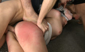 Bound Gangbangs 118834 Russian superstar in the making plays the victim in this hardcore home invasion fantasy with double anal, double vag, triple penetration and more!!!