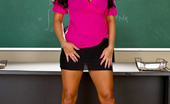 Big Tits At School Calculate This Tits Mariah Milano Mariah is a very naughty girl who has chosen to take the vector calculus class with Professor Jordan...