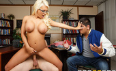 Big Tits At School Substitute Cock Jacky Joy 119040 Busty blonde babe Jacky Jones is just chilling in french class waiting for her teacher to get there ...
