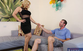 I Have A Wife Sarah Vandella Sarah Vandella makes married guy fuck her tight pussy.