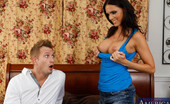 I Have A Wife Jennifer Dark 119489 Bill is on a business trip where he meets the very hot and busy Jennifer Dark. They had a great time at the bar, but Jennifer wants more fun. She brings Bill back up to her room to show him how girls from the Czech Republic fuck, but Bill is married and w