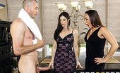 MILFs Like It Big India Summer And Michelle Lay Cum inside! India and Michelle feel like helping the homeless guy that lives on the corner. They invited him to ...