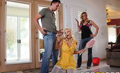 MILFs Like It Big Brittany Andrews She Maid Me Fuck Her Ass Having fallen on hard times, the milf-tastic Brittany is reduced to working as a housemaid for spoil...